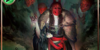 (Draconian) Demonic Princess Monika