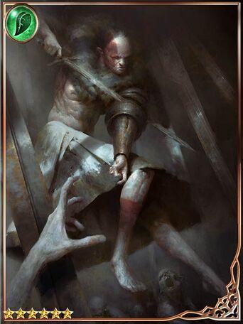 (Malign) Ishdolia, Berserker Queen