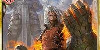 Heydar the Idol-Armed