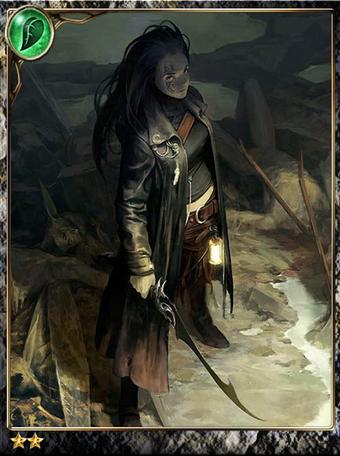 (Grin) Illucius, Emotional Assassin