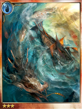 Raging Leviathan