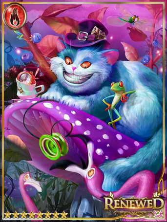 (P) Delusive Cheshire Cat