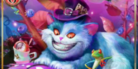 (P. W.) Delusive Cheshire Cat