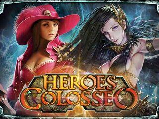Heroes Colosseo XXVII