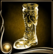 Yellow Stein Boot EX
