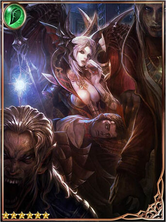 (Regal) Sumptous Vampiress Alzbeta