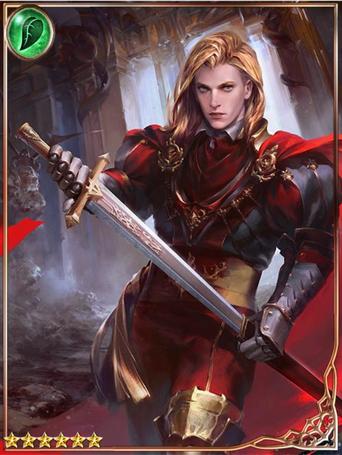(Unsheathed) Liam, Prince of Atatar