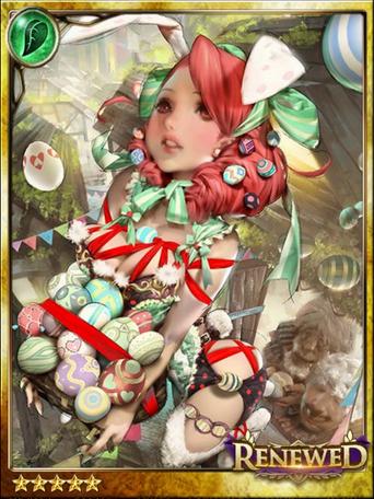 (Scatter) Angel Egg Delivery Bunny
