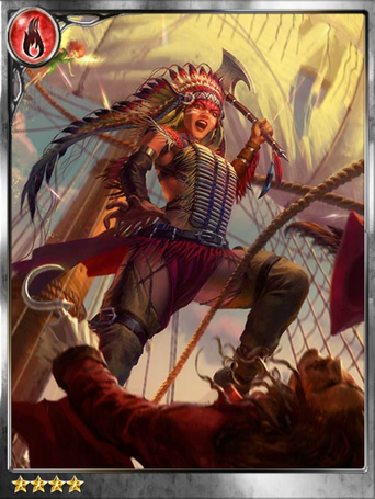 (Spry) Wildwood Warrior Shirley