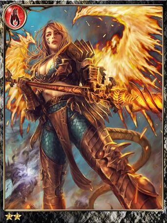 (Flameforged) Hellfire Helmwige