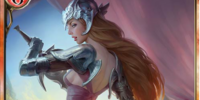 Calista, Justice Angel