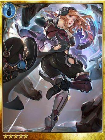 Yera, Morrow's Sorceress
