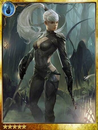 Fina The Darkblade