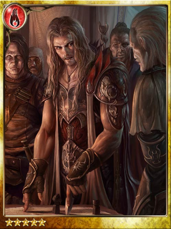 Tubal-Cain, Lost General