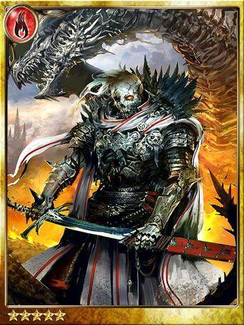 Cadaver Knight Grumbach