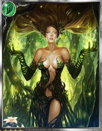 (Shriek) Verdant Mandrake Nymph