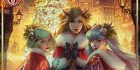 (Spread) Mistletoe, Holiday Creeper