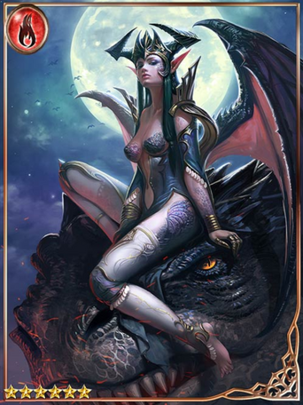 (Drakeblood) Leolina, Dragon Mystic