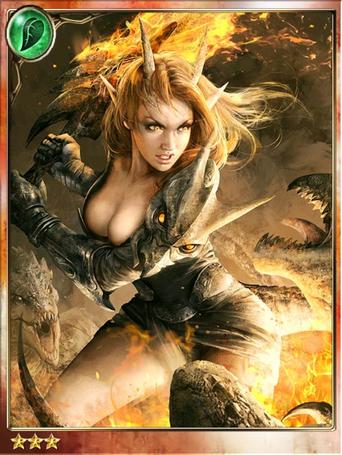 Iva of the Flamewood