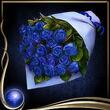 Blue Romantic Bouquet