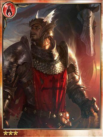 Rehnskold, Hero of the Crusaders