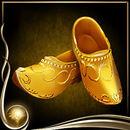 Yellow Clogs
