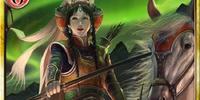 Tiras, Steppe Huntress