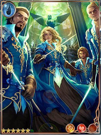 (Team) d'Artagnan's Fated Encounter