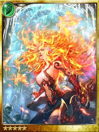Fire Lotus Carmea