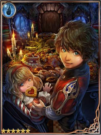 (Temptation) Lost Hansel & Gretel
