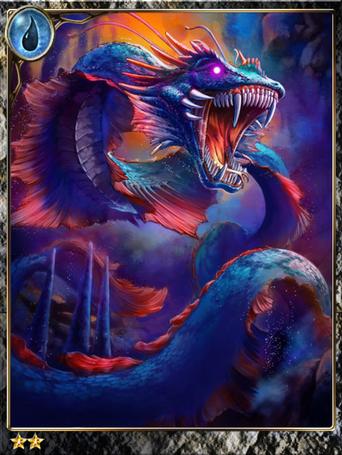 (Dire Snake) Abyss Serpent