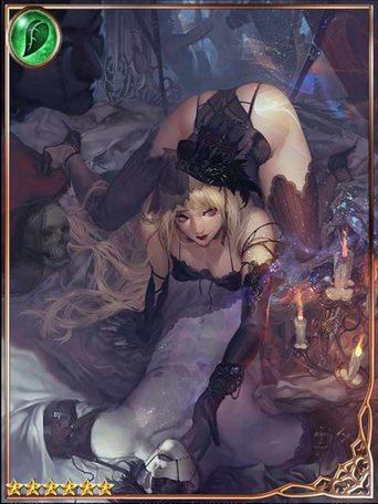 (Soiree) Gothic Hostess Helmina