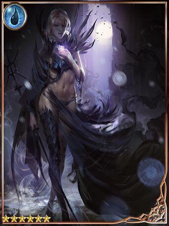 (Tear Away) Death-Cloaked Cordella