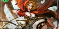 (Triumphing) Red Wolf-Riding Hood