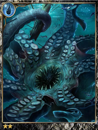 (Excelling) Legendary Giant Octopus