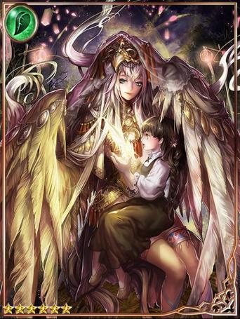 (Ritual) Holy Birdwoman Tilda