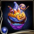 Blue Cupcake EX