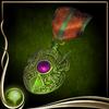 Green Medallion