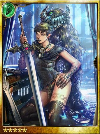 Milki, Sword Lover
