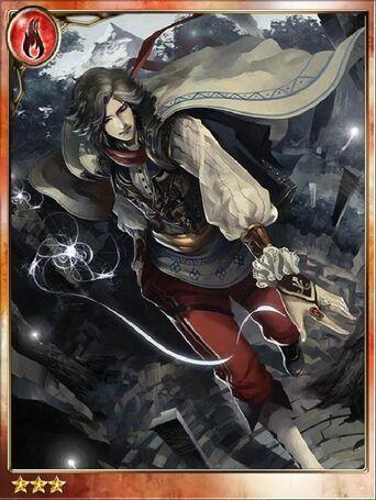 Galvin, Avaricious Noble