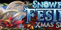 Snowfrost Festival