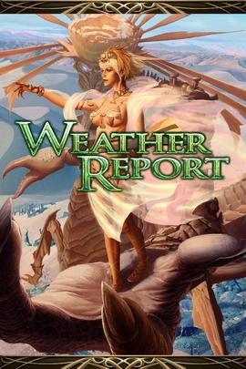 Weather Report Splash