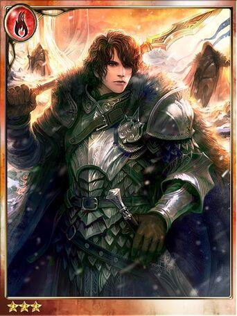 Divine Lancer Randhir