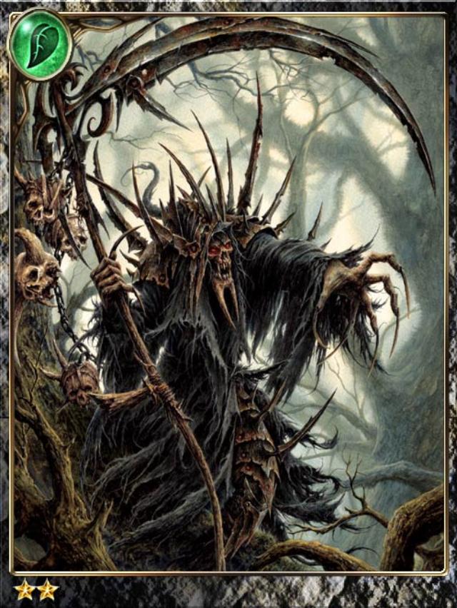 Image - (Discomfort) Death God Underling.png | Legend of the ...