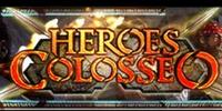 Heroes Colosseo XLIX