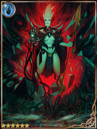 (Scuttle) Sibila, Kraken's Emissary