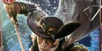 (Etching) Marcos, Masked Avenger