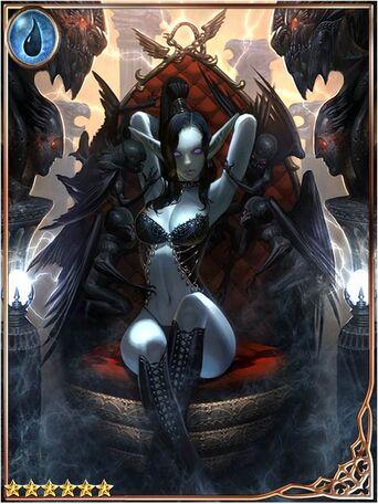 (Enticing) Dark Tempress Geraldine