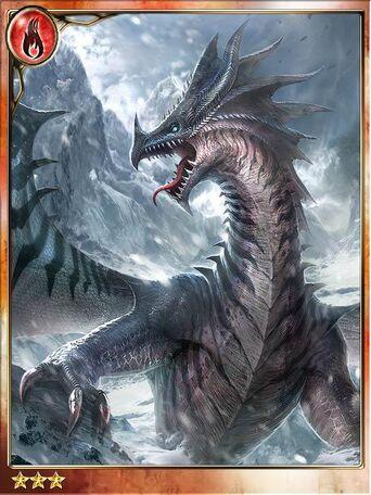 Muirdris, Lone Fire Dragon