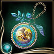 Turquoise Medaille EX